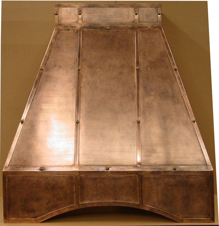 copper range hood with a a discount price