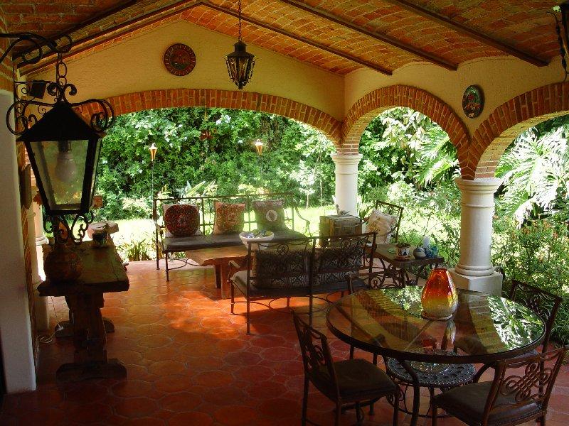 mexican hacienda style homse