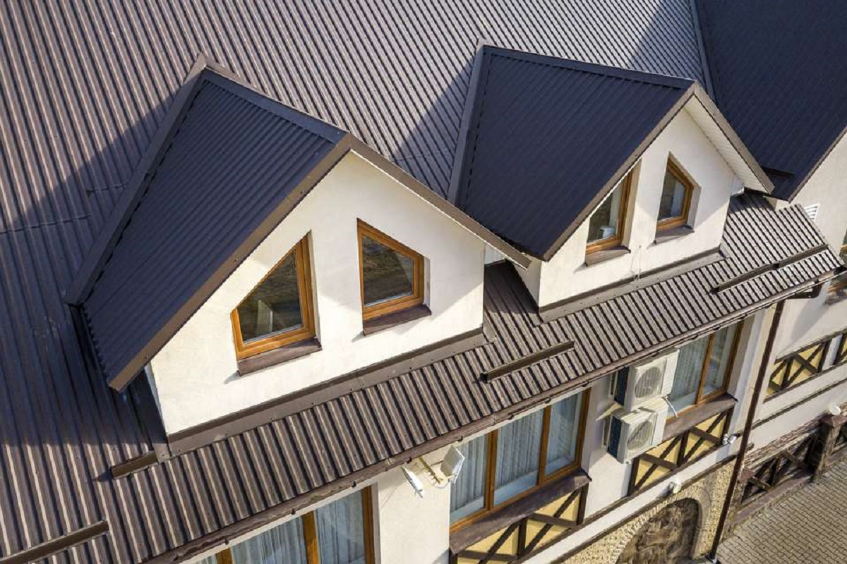 home improvement using metal roofing option