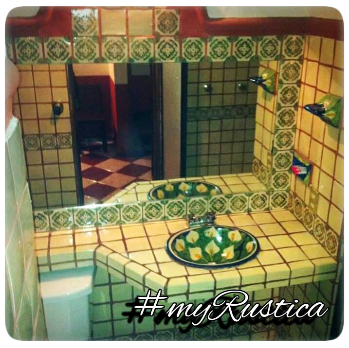 mexican ceramic tiles for bathroom