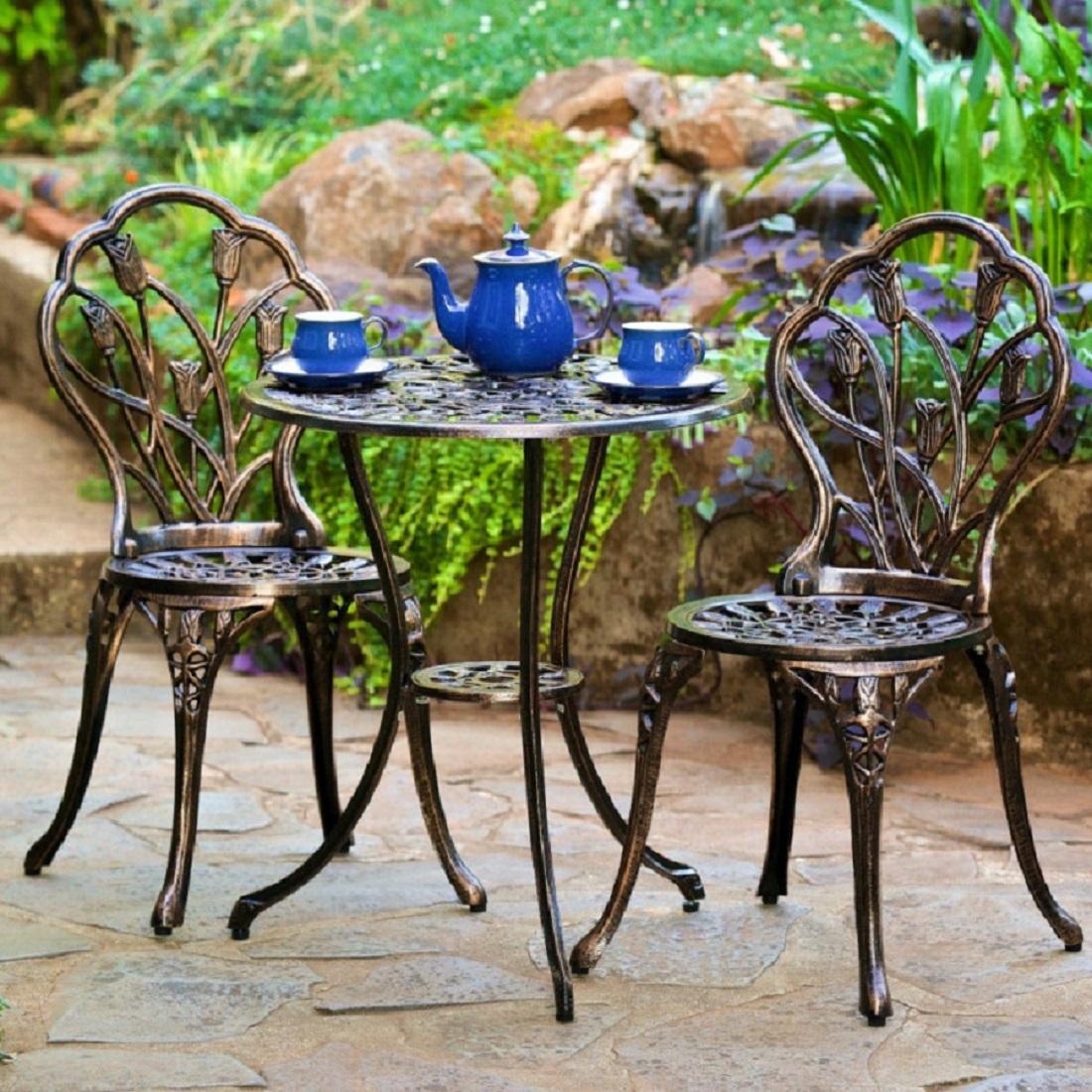 Mexican Patio Furniture For Garden And Veranda Rustica House