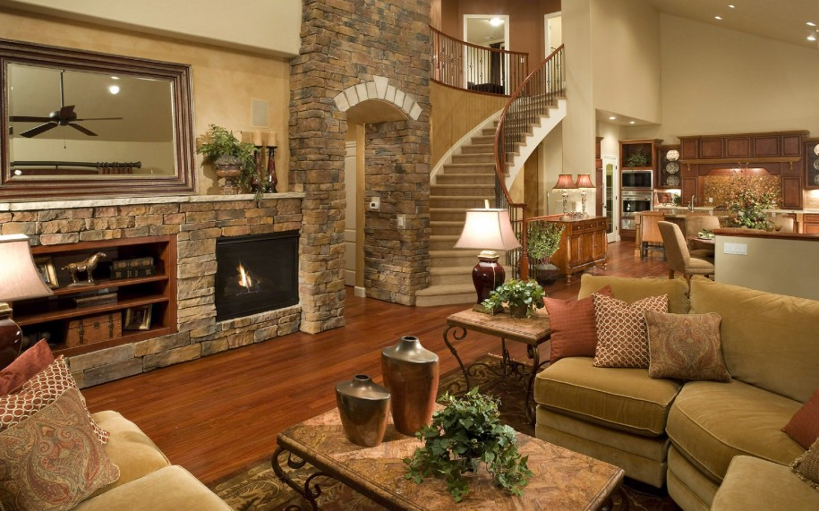 interior rustic home improvement products