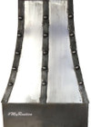 iron metal range hood