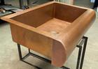 Copper Range Kitchen Sink detail