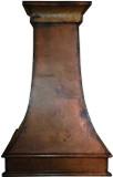signature copper range hood