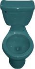 green toilet