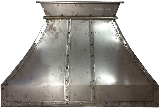 iron stove hood