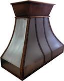 iron oven hood