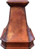 "30"" copper range hood"