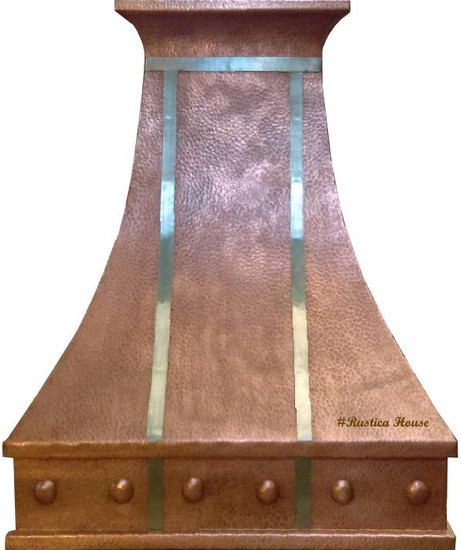 copper extractor hood