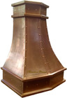 copper range hood home depot