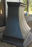 Dark Zinc Range Hood 48x48 Sale