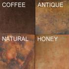 copper ductless range hood patina options