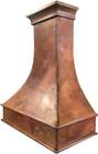 copper ductless range hood