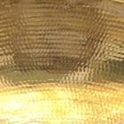hammered polished tin range hood view hacienda finish