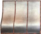 zinc copper range hood side view