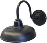 industrial wall bronze lamp