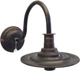 decorative wall bronze lamp