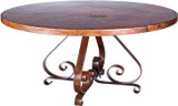 copper table california