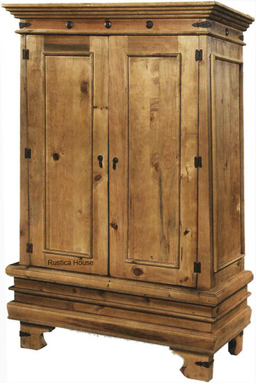 Spanish colonial armoire