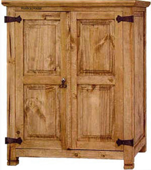 small mexican armoire