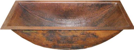 copper bar sink elegant