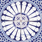 Spanish moroccan ceramic tiles