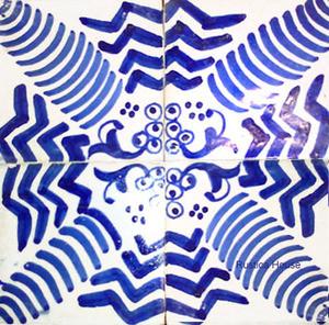 old world moroccan ceramic tiles