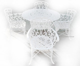 rustic garden dining set traditional