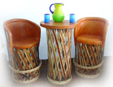 equipales bar furniture set