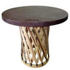 equipal furniture round table