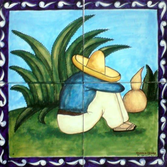 tile mural rancherito 2