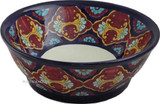 talavera bath sink hand crafted