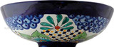 custom made talavera vessel sink