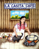 tile mural la casita cafe