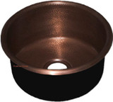 copper bar sink Southeastern
