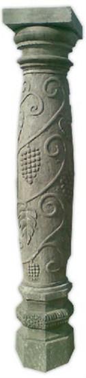 mexican stone column
