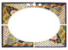 Traditional talavera mexican bathroom sink tiles