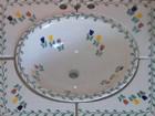 mexican bath sink tiles