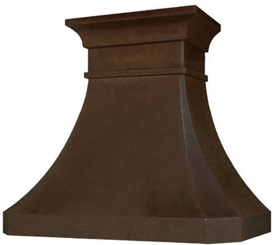 custom made copper hood