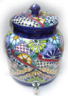 talavera hacienda water crock