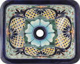 rectangular talavera sink Southeast