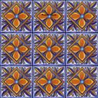 Mexican tiles handmade