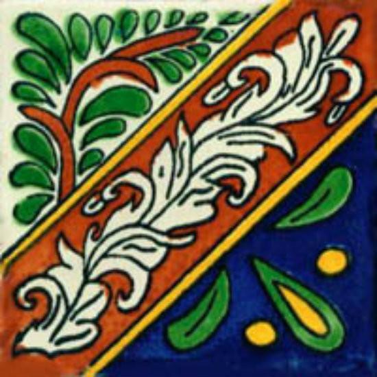 mexican tile Morelia