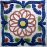mexican tile jardin