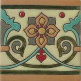 guanajuato relief tile gray