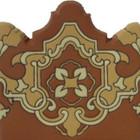 hacienda relief tile light brown