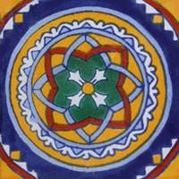Mexican Tiles Quot Vitral 1 Quot