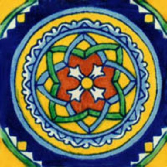 Spanish Mexican Tile