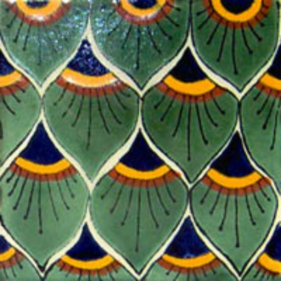 Traditional Mexican Tile